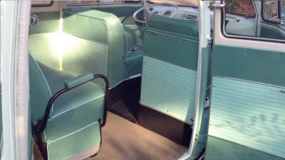 1961 Volkswagen Bus/Vanagon