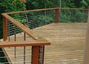 Wood Deck Builders in Houston, TX