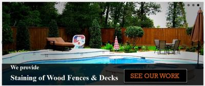 Houston Fence & Stain Authority