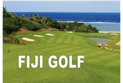 Fiji Island Golf Holidays 5 Nights Plus Golf Only $599