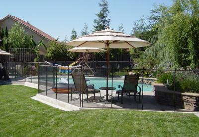Fresno Removable Pool Fencing