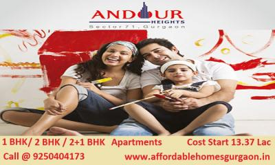 Signature Global Andour Heights Call @ 9250404173 Sector 71 Gurgaon