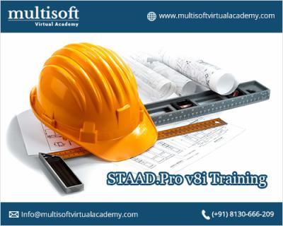 STAAD Pro V8i Training