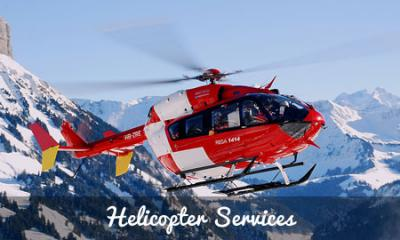 Hemkund Sahib Yatra Helicopter Packages 2015