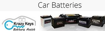 Buy Car Batteries from Krazy Keys at the Lowest Price