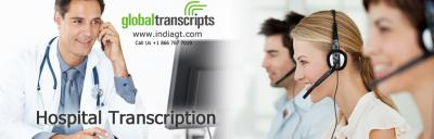 Cost Savings Hospital Transcription Services