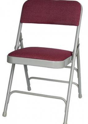 Molded Comfort Folding Chair