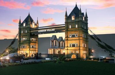 London Villas Indore – 3BHK Super Corridor Villas in 34 Lac only
