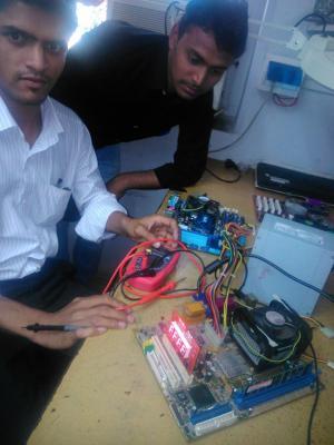 Chip Level Laptop Repair training Institute