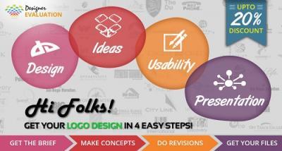 Logo Design Services At Best Price By Designer Evaluation
