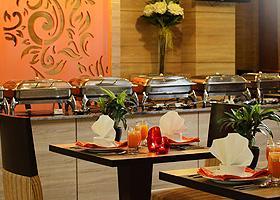Hotels near Govardhan - Nidhivan Hotel