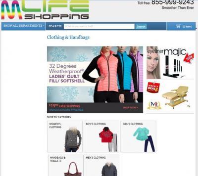 Mlife Shopping - Clothing & Handbags for Boys,Girls,Women's and Men's