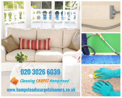 Carpet cleaners in Hampstead