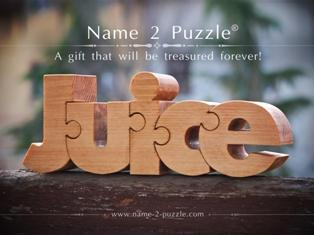 Name Puzzle - Great personalized gift idea