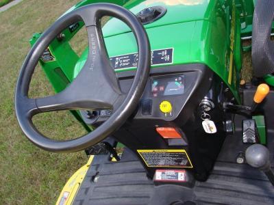 =$4,000=2007 John Deere 2305 Compact Tractor