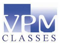 VPM Classes – IIT JAM, GATE, CSIR UGC NET, UGC NET | India's Best Coaching and Study Material p