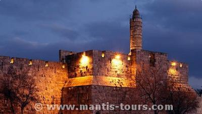One day tour to City of David and Underground Jerusalem from Tel-Aviv
