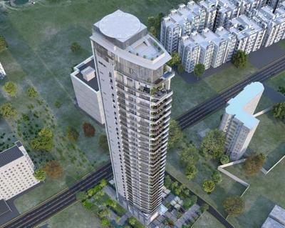 King size flats at Akshaya Abov OMR, your new luxury address