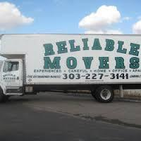 Man and Van Service from Reliable Movers