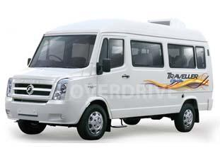 Luxury Tempo Travelle on Rent