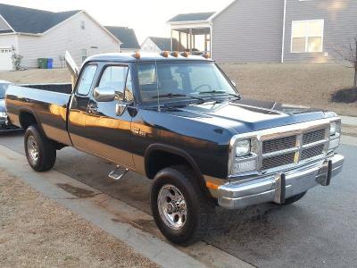 1992 Dodge Ram 2500 LE