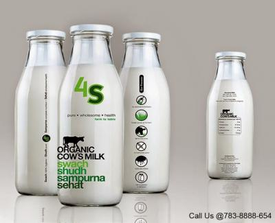 100% Pure Milk in Delhi NCR