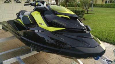 2012 Seadoo Rxp-X JetSki