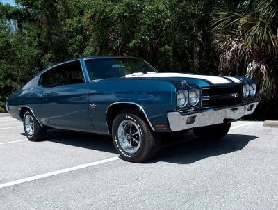 1970 Chevrolet Chevelle - $5000