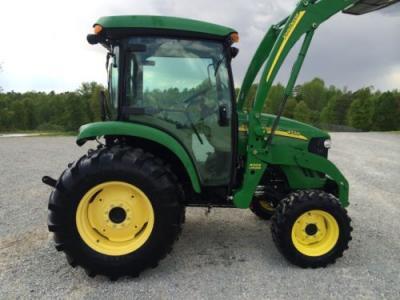 2012 John Deere 4720 Cab Air Tractor - $5500