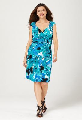 Buy Plus Size Clothing Women Dress At Lurap