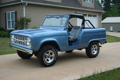 1966 Ford Bronco - $2500