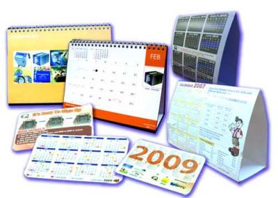 Promotional Custom Calendar Printing