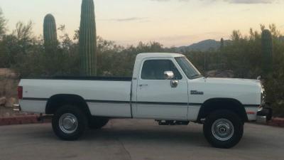 1991 Dodge Ram 2500 LE