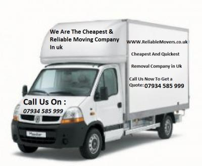 Reliable Office Movers in London