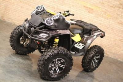 2011 Can-Am Outlander 800R X MR - $3000