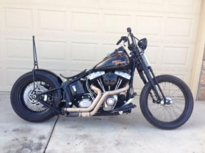 2008 Harley-Davidson Softail - $3200