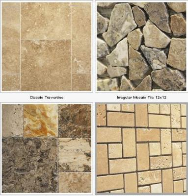 Best and Affordable Travertine Stone Tiles