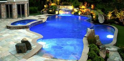 Luxpoolsny - Gunite Pool Repair Contractor in Bergen County, NJ