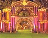 Marriage garden city
