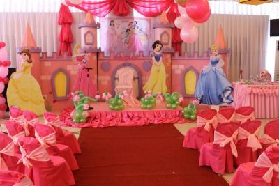 Birthday Party Organizer