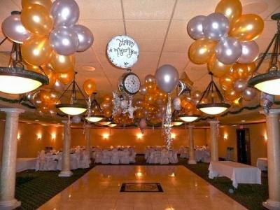 New Year Party Organizer
