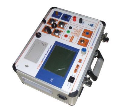 high voltage circuit breaker analyzer