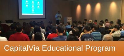 CapitalVia-Educational Program, Singapore