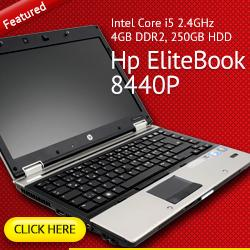 Offer of the month Hp eliteBook 8440P