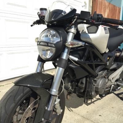 2009 Ducati Monster - $2100
