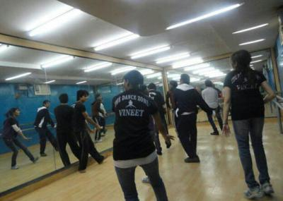 Dance Academy in Paschim Vihar