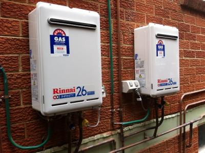 Rinnai Infinity B26 Installed For Only $1650