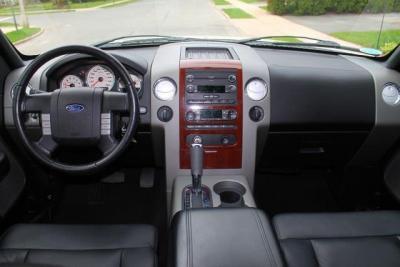 2008 Ford F-150 4X4 Lariat