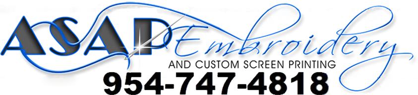 Embroidery and screen printing, Custom Screen Printing Florida