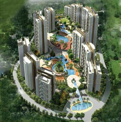 Elita Garden Vista – Prime New Town locality luxury project